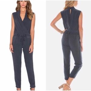 Anthropologie Cloth & Stone Mignon Jumpsuit M